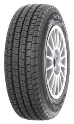 ANV. MATADOR 195/65R16C 104/102T MPS125 ALL WEATHER M+S [E/C/72DB/2] TL